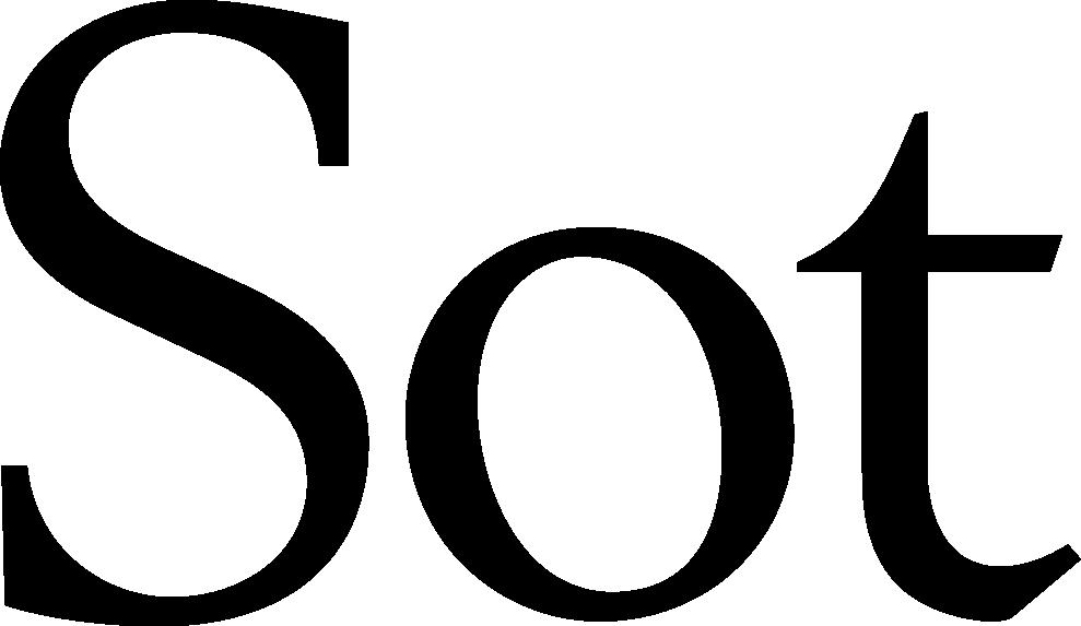 Sot Paper logo